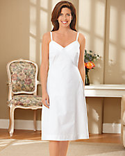 100% Cotton Full Slip