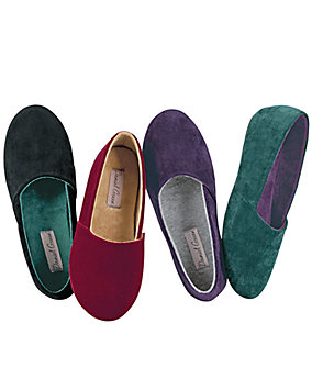Kiki Soft Corduroy Slippers