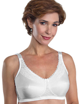 Nylon Lace Mastectomy Bra
