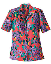 Tropical Multi Campshirt