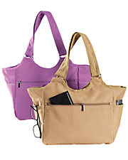 Spring Canvas All Around Tote