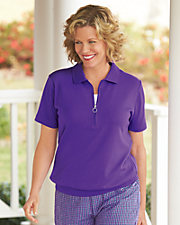 Ultrasofts® Solid Hampton Polo