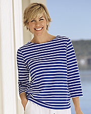 Ultrasofts® Sailor Top