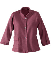 Cozy Cotton Bed Jacket