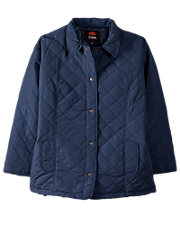 Diamond Quilted All Weather Jacket