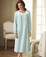 Lace Batiste Nightgown