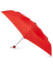 Red Travel Umbrella