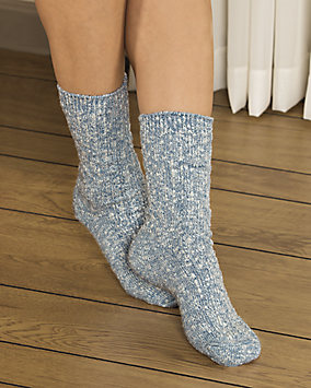 Ragg Cotton Socks