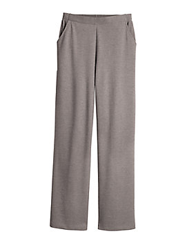 UltraSofts® Flat Front Pants