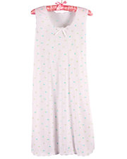 Sleeveless Knit Nightgown