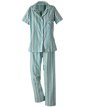 Carole Striped Pajamas