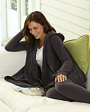 Fleecewear Hooded Wrap