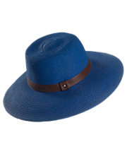 Blue Kalliste Hat