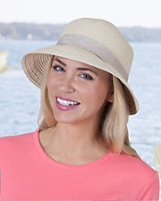 Gia Bow Trim Hat