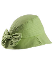 Green Comfy Cotton Hat