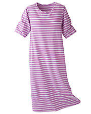 Ultrasofts® Lightweight Stripe Dress