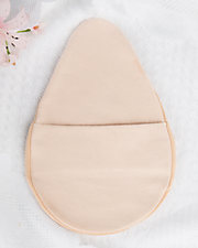 Oval Breast Form Cover