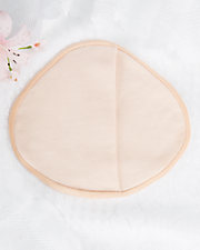Triangular Foam Breast Form Cover