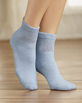 Diabetic & Circulatory Comfort Socks