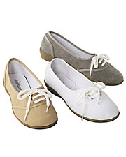 Alfred Dunner Canvas Oxfords
