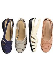 Alfred Dunner Comfort Sandals