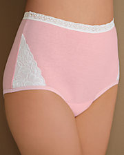 Lace Incontinence Panty