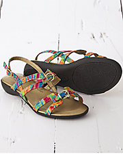 Multi Colored Sandals
