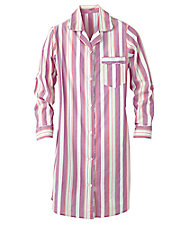 Yarn-Dyed Nightshirt