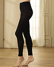 Footless Opaque Tights