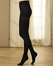 Light Support Opaque Tights