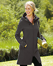 Soft Shell Bonded Coat