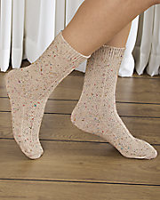 Speckled Sock