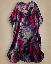 Fuchsia Beautiful Caftan