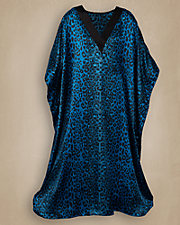 Beautiful Blue Caftan