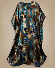 Beautiful Teal Caftan