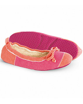Easy Spa Ballet Slippers