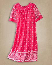 Slip On Polyester Dress