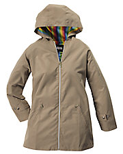 Classic A-Line Jacket