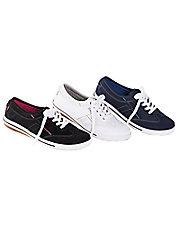Stretch Twill Shoe
