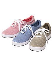 Janey Seasonal Stretch Twill Shoes