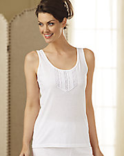 100% Cotton Knit Camisole