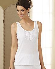 100% Cotton Knit Camisole