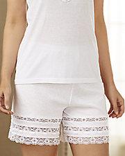 100% Cotton Knit Pettipants