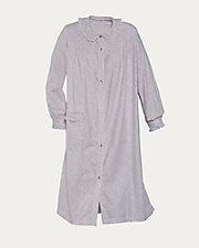 Flannel Granny Snapcoat