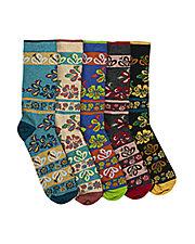 Blooms Sock