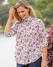 Blooming Floral Blouse