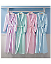 Striped Wrap Robes
