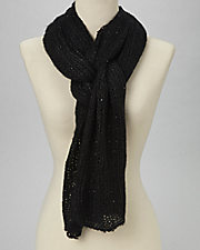 All Over Sequin Scarf