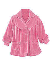 Chenille Bed Jacket