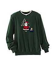Alfred Dunner ® Holiday Fleece Sweaters